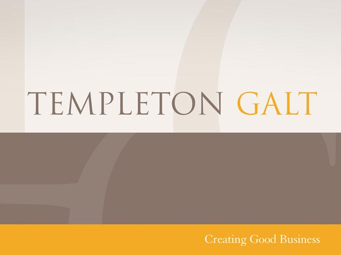 Templeton Galt website