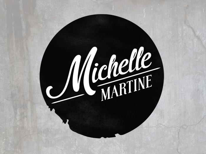 Michelle Martine logos