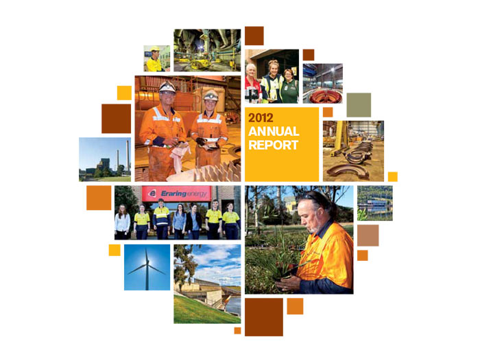 Eraring Energy annual reports