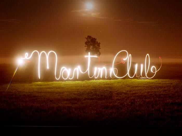 Martini Club print posters
