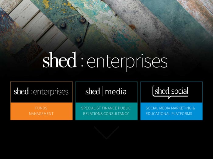 Shed Enterprises Website