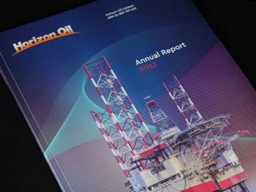 Horizon Oil Annual Report 2017