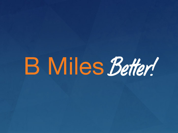 B Miles Women's Foundation website & brochures