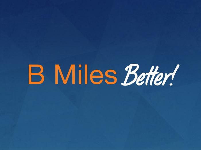B Miles Women's Foundation website & brochures
