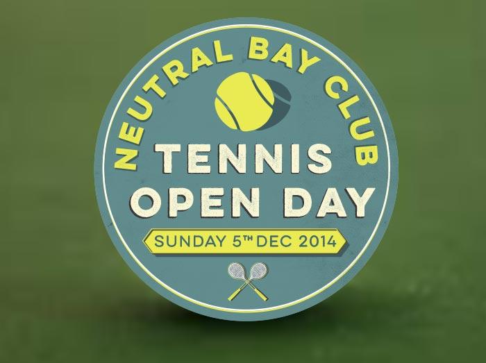 Neutral Bay Tennis Open Day