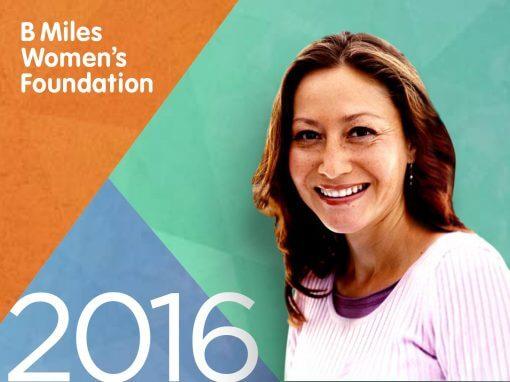 B Miles Annual Report 2016