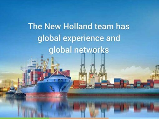 New Holland Capital website